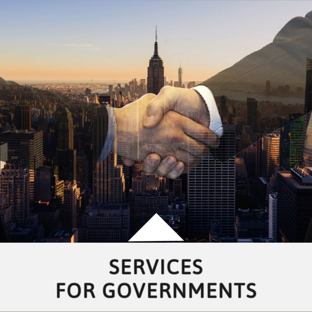 Services for Governments | AFETOP Group