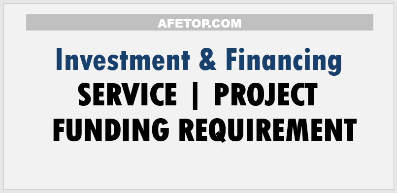 Project Funding Requirement